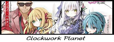 Clockwork Planet